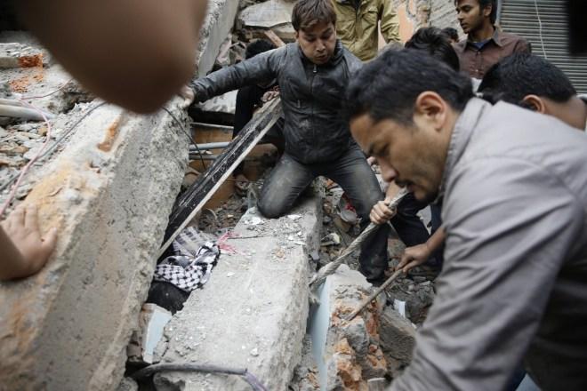 aardbeving nepal2